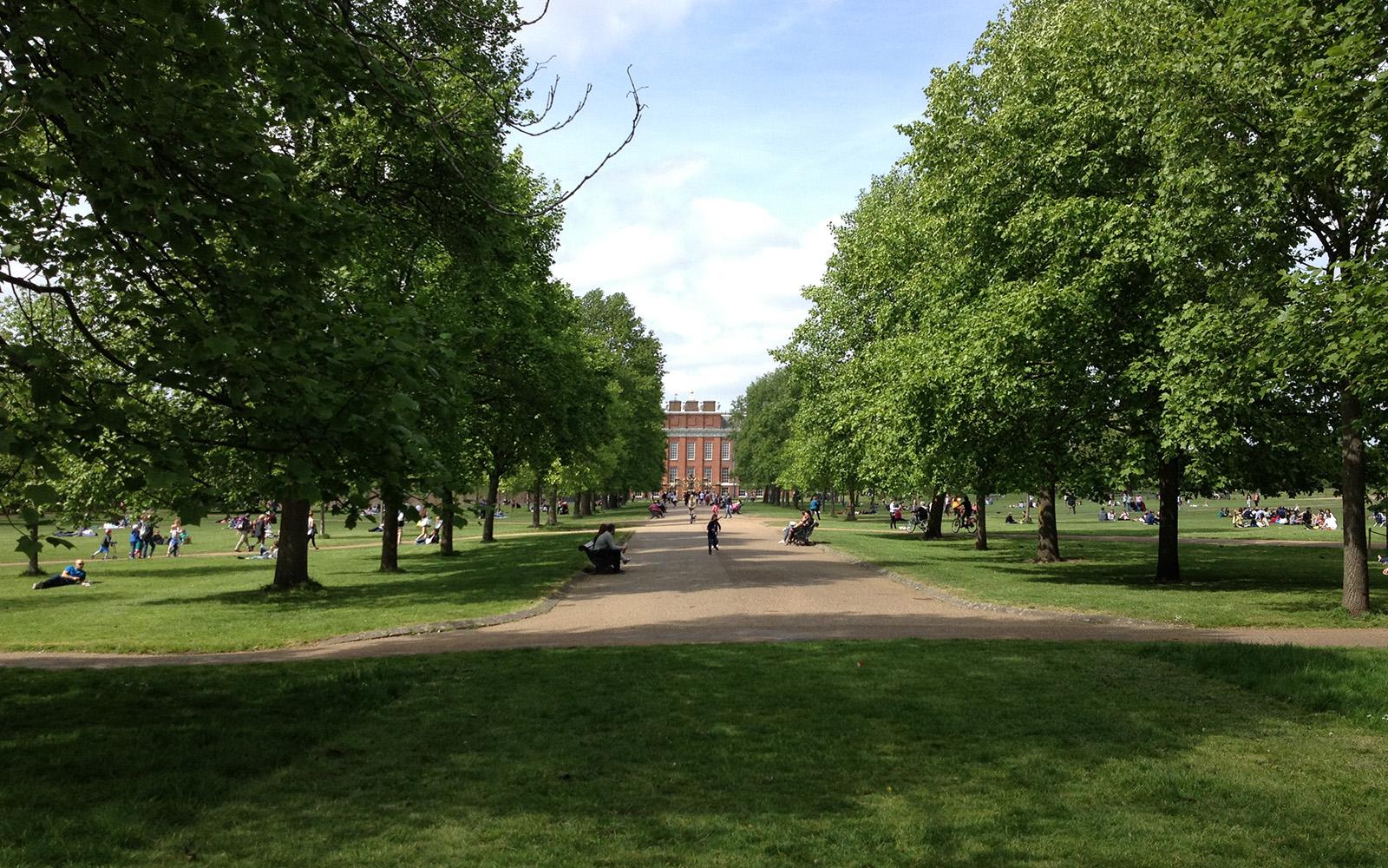 Image Gallery kensington gardens and
